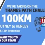 Thames Path 100KM Challenge