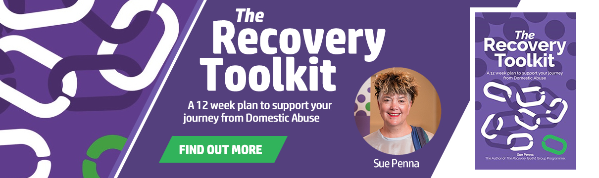 The Recovery Toolkit by Sue Penna